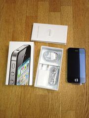 Новый iPhone 4S - 4G разблокирован и русифицированной
