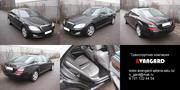 Аренда Mercedes-Benz W221 черного,  белого цвета для любых торжеств и м