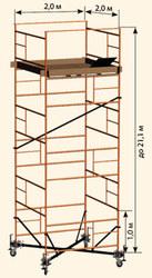 вышки тура,  строительные леса ,  подьемные механизмы,  люльки строительн
