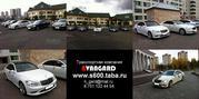 Аренда Mercedes-Benz W221 белого цвета для свадьбы
