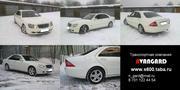 Прокат Mercedes-Benz W220 белого цвета для свадьбы