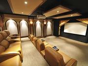 домашний кинотеатр и кинотеатр в 3 Д