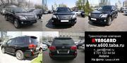 Аренда Lexus LX 570 черного цвета для любых мероприятий