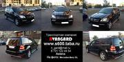 Аренда  Mercedes-Benz GL 550 черного цвета для любых мероприятий