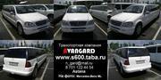 Аренда лимузина Mercedes-Benz ML белого цвета для свадьбы и других мер