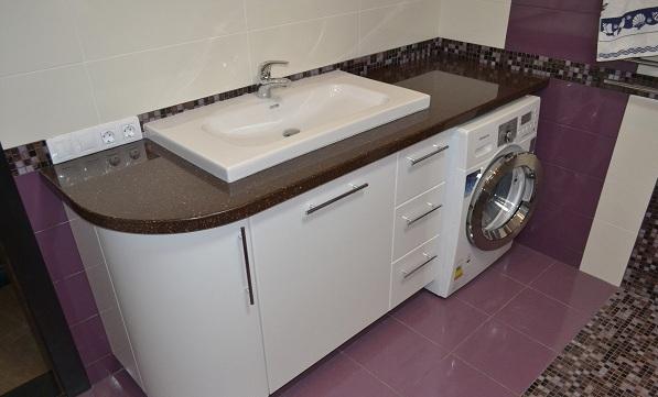 Тумба под стиральную машину, мебель для ванной комнаты 600x400 forum.ivd
