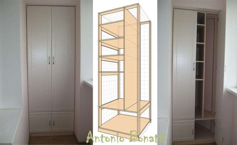 Особенности сборки балконных шкафов / мебель / дом в стиле -.