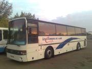 Пассажирские перевозки на комфортабельных микроавтобусов,  автобусов.