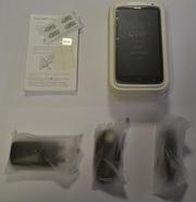 HTC One X (черный)+ силиконовый чехол и матовая пленка в подарок