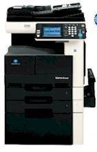 МФУ А3 формата ч/б принтер/копир/цвет сканер Konica Minolta Bizhub 283