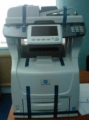 МФУ принтер/копир/сканер/факс Konica Minolta bizhub 43,  новый в Астане