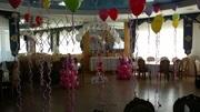 Воздушные шары на праздник в Астане