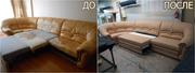 перетяжка мягкой мебели в астане