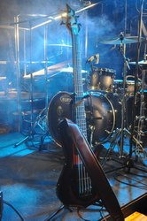 Бас гитара 5 струн (актив) Traben Neo-Limited производство Южная Корея