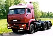 Автомобили и спецтехника на шасси КамАЗ