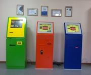корпуса и платежные терминалы