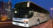 Аренда автобуса,  аренда транспорта,  пассажирские перевозки