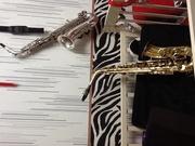 Продам саксофоны б/у. Обе Альт. Одна в отличном состоянии,  втор.старая