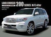 Тюнинг Обвес Double Eight для Toyota Land Cruiser 200