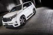 Тюнинг Обвес MZ Speed ZEUS для Toyota Land Cruiser Prado 150