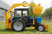 Трактора МТЗ,  навесное оборудование,  дорожная и спец. техника