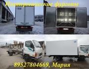 Изготовление изотермических фургонов