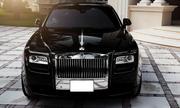 Rolls Royce Phantom в Астане.