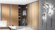 шкафы-купе,  гардеробные,  раздвижные системы KOMANDOR