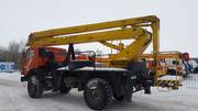 КамАЗ Автогидроподъемник ВС-22.06 2008 года за  ~ 14 931 000 тенге