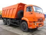 Самосвал КАМАЗ-6520-041 за 14 398 000 тенге с НДС