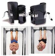Гравитационные ботинки для профилактики спины