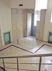 Остекление балконов Астана,  перегородки из стекла для дома и офиса