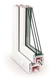 Металлопластиковые окна,  двери,  витражи,  офисные перегородки в Астане
