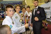 Таеквондо ГТФ Астана,  сильный дух-сильная личность!