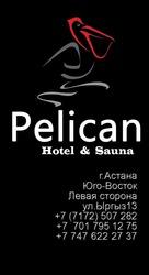 Сауна Пеликан