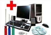 Ремонт компьютеров и ноутбуков разной сложности