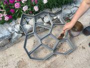 Продам формы-опалубки для изготовления садовых дорожек