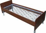 Металлические кровати одноярусные,  двухъярусные. Опт,  низкие цены.