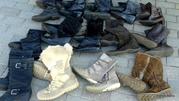 Микс обуви осень/зима