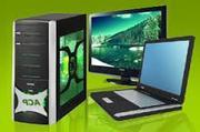 Ремонт,  модернизация  компьютеров
