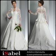 Продам красивое свадебное платье из Америки в стиле свадебного платья