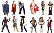 Карнавальные,  национальные костюмы и аксессуары,   одежда для танцев