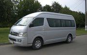 аренда микроавтобусо и легковых автомобилей
