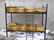 Кровати металлические трехъярусные для лагерей,  низкие цены