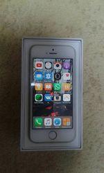 Продам айфон 5s Gold 16gb! Торг уместен!