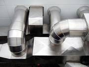 Вентиляция , изготовление воздуховодов