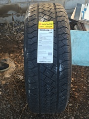 Продам шины новые летние GOFORM 265/65R17