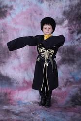 Детские кавказские национальные костюмы в Астане
