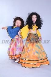 Детские цыганские народные костюмы