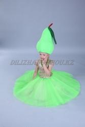 Карнавальный костюм «Груша» для осеннего бала.
